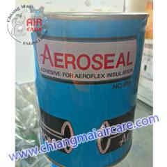 Aeroseal กาวยางดำ ขนาด 700 g
