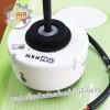 มอเตอร์แฟนคอยล์ LG สีขาว DC รหัส EAU62983003