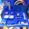 ชุดบานแฟร์ พร้อมเกจ์วัดน้ำยาแอร์ ยี่ห้อ VALUE รุ่น VTB-5B