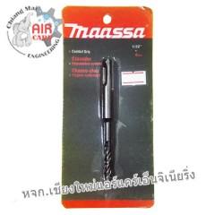 ดอกสว่าน ยี่ห้อ Thaassa ขนาด 6 mm (1/32″)