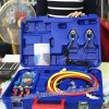 เกจวัดน้ำยาแอร์ แบบดิจิตอล ยี่ห้อ DSZH รุ่น WK-6889