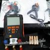 เกจ์วัดน้ำยาแอร์ แบบดิจิตอล ยี่ห้อ Testo สำหรับงานแอร์ (มี Bluetooth)