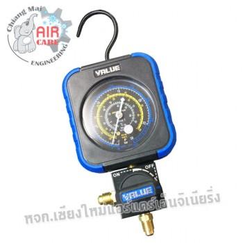 เกจ์เดี่ยว ยี่ห้อ Value รุ่น VRM1-B-0404