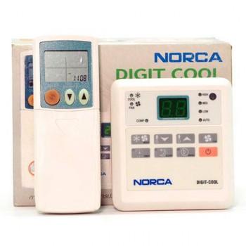 รีโมทแอร์ไร้สาย ยี่ห้อ NORCA รุ่น N211 ใช้กับแอร์แขวน 9000-36000 BTU