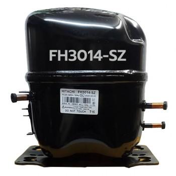 คอมเพรสเซอร์ตู้แช่ ฮิตาชิ (Hitachi) รุ่น FH3014-SZ น้ำยาแอร์ R134a อุปกรณ์ครบ Serial 08993