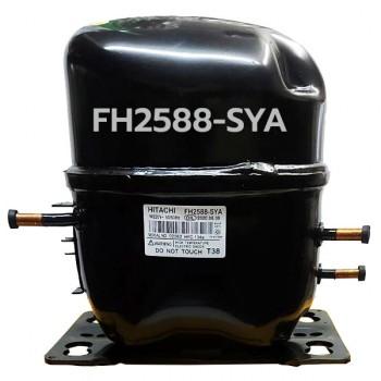 คอมเพรสเซอร์ตู้แช่ ฮิตาชิ (Hitachi) รุ่น FH2588-SYA น้ำยาแอร์ R134a อุปกรณ์ครบ Serial 02062