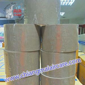 เทปพันท่อ PVC แบบเหนียว สีเทา