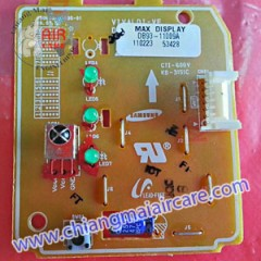 แผงวงจร ตัวรับสัญญาณเมนบอร์ดแอร์ โมเดล Max Display DB93-11009A